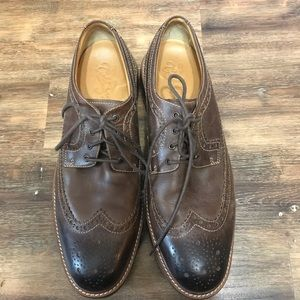Men's Size 12 Sperry Wingtip Loafers